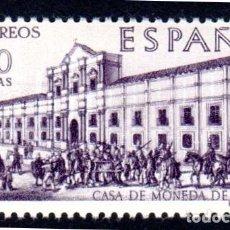 Sellos: EUROPA. ESPAÑA. FORJADORES DE AMÉRICA.1969. EDIFIL 1940. NUEVOS CON CHARNELA. Lote 288878408