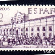 Sellos: EUROPA. ESPAÑA. FORJADORES DE AMÉRICA.1969. EDIFIL 1940. NUEVOS CON CHARNELA. Lote 288878523