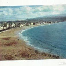 Sellos: POSTAL CIRCULADA 1957 DE LAS PALMAS DE GRAN CANARIA A BARCELONA. Lote 289572968