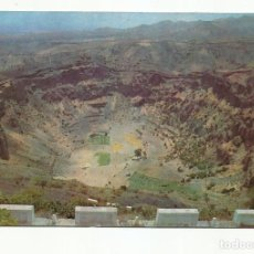 Sellos: POSTAL CIRCULADA 1957 DE CALDERA DE BANDAMA DE LAS PALMAS DE GRAN CANARIA A BARCELONA. Lote 289574158
