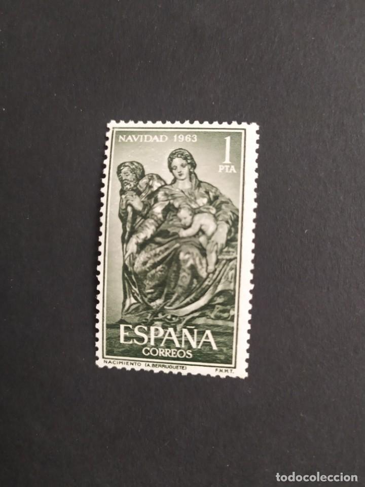 ## ESPAÑA NUEVO 1963 NAVIDAD## (Sellos - España - II Centenario De 1.950 a 1.975 - Nuevos)