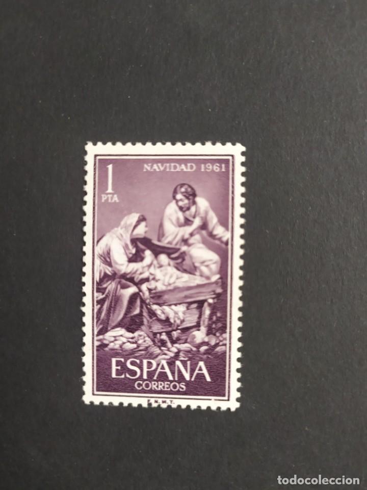 ## ESPAÑA NUEVO 1961 NAVIDAD## (Sellos - España - II Centenario De 1.950 a 1.975 - Nuevos)