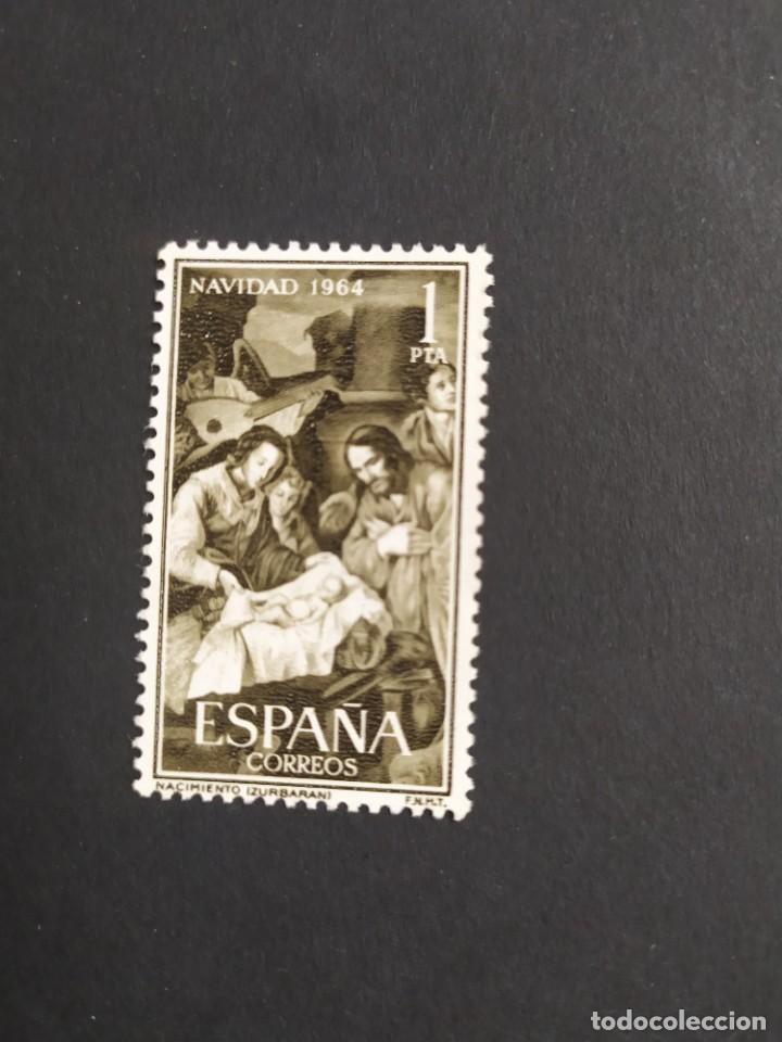 ## ESPAÑA NUEVO 1964 NAVIDAD## (Sellos - España - II Centenario De 1.950 a 1.975 - Nuevos)