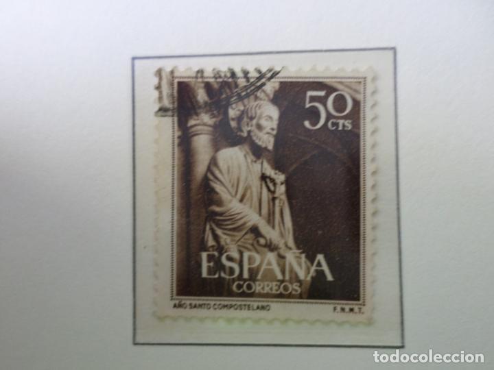 1954, AÑO SANTO COMPOSTELANO, EDIFIL 1130 (Sellos - España - II Centenario De 1.950 a 1.975 - Usados)