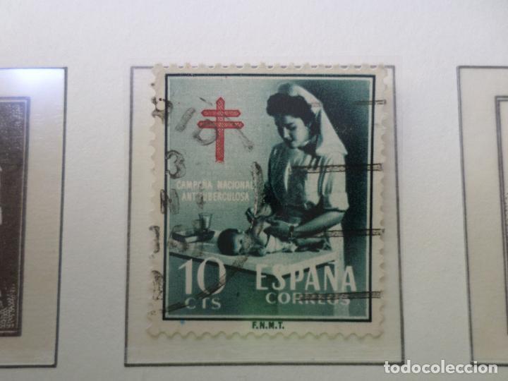 1953, PRO TUBERCULOSOS, EDIFIL 1122 (Sellos - España - II Centenario De 1.950 a 1.975 - Usados)