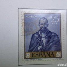 Sellos: 1963, JOSE DE RIBERAEL ESPAÑOLETO, EDIFIL 1498. Lote 289721473