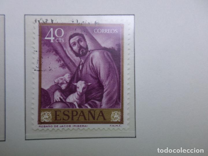 1963, JOSE DE RIBERA EL ESPAÑOLETO, EDIFIL 1499 (Sellos - España - II Centenario De 1.950 a 1.975 - Usados)