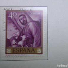 Sellos: 1963, JOSE DE RIBERAEL ESPAÑOLETO, EDIFIL 1499. Lote 289721598