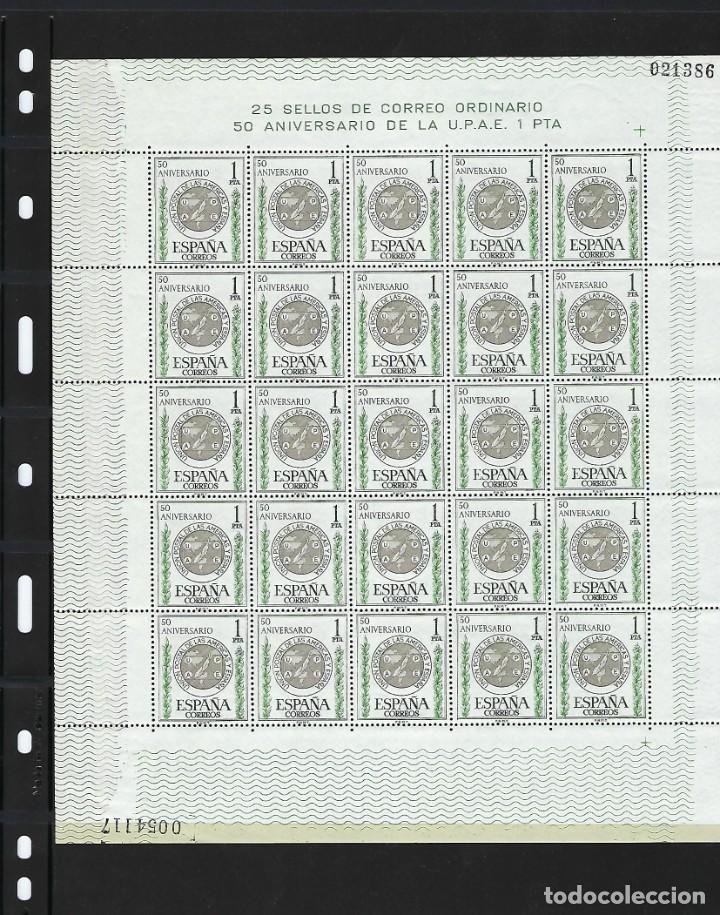 ESPAÑA. AÑO 1962 . U.P.A.E. 25 SELLOS. (Sellos - España - II Centenario De 1.950 a 1.975 - Nuevos)