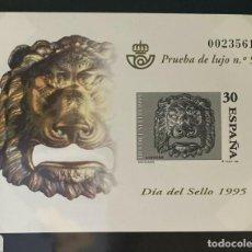 Sellos: ESPAÑA SPAIN PRUEBAS DE LUJO NUMERO 34. Lote 292394848