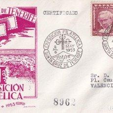 Francobolli: SELLOS ESPAÑA OFERTA SPD CONMEMORATIVO AÑO 1953 DIFICIL DE ENCONTRAR. Lote 293266758