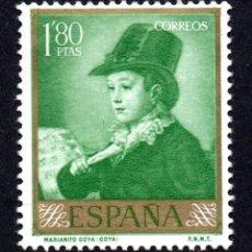 Sellos: RRC EDIFIL 1217 ESPAÑA 1958 *NUEVO MARCA CHARNELA*. Lote 293927708