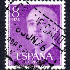 Sellos: RRC EDIFIL 1162 ESPAÑA 1956 *USADO*. Lote 296001743