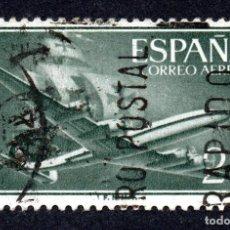 Sellos: RRC EDIFIL 1169 ESPAÑA 1956 *USADO*. Lote 296008543