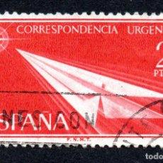 Sellos: RRC EDIFIL 1185 ESPAÑA 1956 *USADO*. Lote 296008773