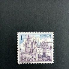 Sellos: ALCAZAR DE SEGOVIA 1964. Lote 297174263