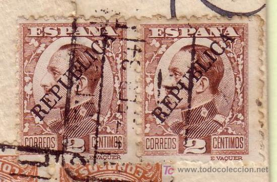 Sellos: DETALLE AMPLIADO DEL FRANQUEO - Foto 3 - 26657328