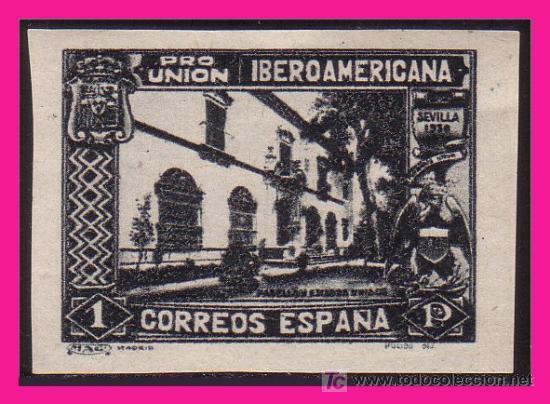 1930 PRO UNIÓN IBEROAMERICANA Nº 578CCAS * * (Sellos - España - II República de 1.931 a 1.939 - Nuevos)