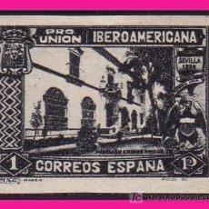 Sellos: 1930 PRO UNIÓN IBEROAMERICANA Nº 578CCAS * * . Lote 9194598
