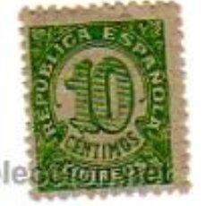 Sellos: EDIFIL 746. SERIE CIFRAS (1938).. Lote 9615277