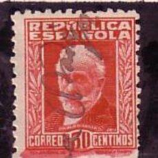 Sellos - BADAJOZ.- Anulación a pluma de HELECHOSA ( Badajoz ) sobre pareja de Pablo Iglesias - 21948233