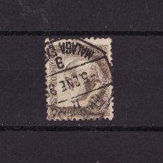 Sellos: 1934 SANTIAGO RAMON I CAJAL 30 C MANFIL 680 FECHADOR AMB EXPRES MALAGA. Lote 27430323