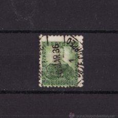 Sellos: 1934 1935 MARIANA PINEDA 10 C MANFIL 682 MATASELLOS AMBULANTE NORTE CORREO 1. Lote 23319827