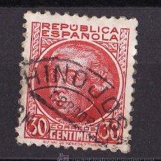 Sellos: 1934-35 PERSONAJES JOVELLANOS MATASELLO ORDINARIA HINOJOSA CORDOBA XX XXX XX. Lote 24458728
