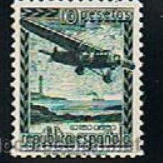 Sellos: ESPAÑA 1939 AVIONES EN VUELO (NE38) NO EXPEDIDO . NUEVO * *. Lote 28818537