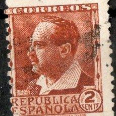 Sellos: 662 2 CENT VICENTE BLASCO IBAÑEZ. Lote 35627929