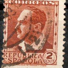Sellos: 662 2 CENT VICENTE BLASCO IBAÑEZ. Lote 35627977