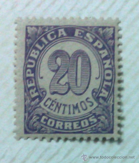 Sellos: CIRCA 1930-1940.-II REPUBLICA ESPAÑOLA,- HOJA CON COLECCIÓN DE 47 SELLOS DE LA ÉPOCA - Foto 16 - 36152588