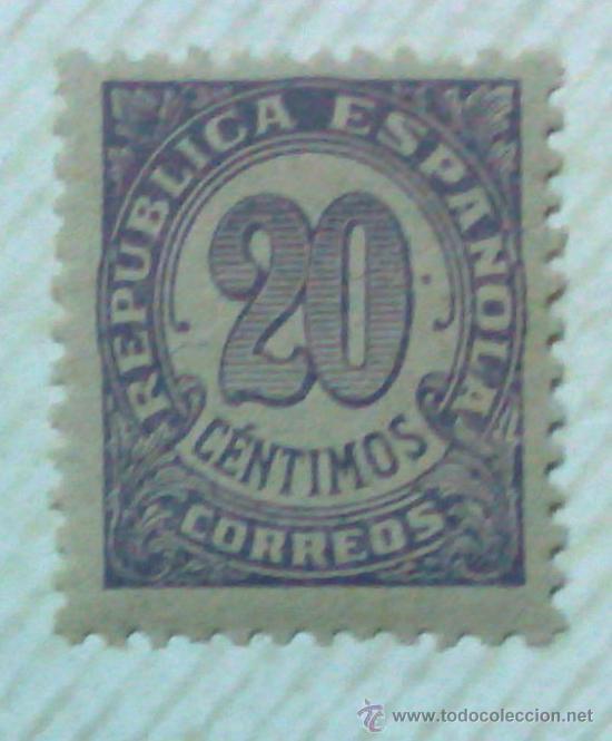 Sellos: CIRCA 1930-1940.-II REPUBLICA ESPAÑOLA,- HOJA CON COLECCIÓN DE 47 SELLOS DE LA ÉPOCA - Foto 17 - 36152588