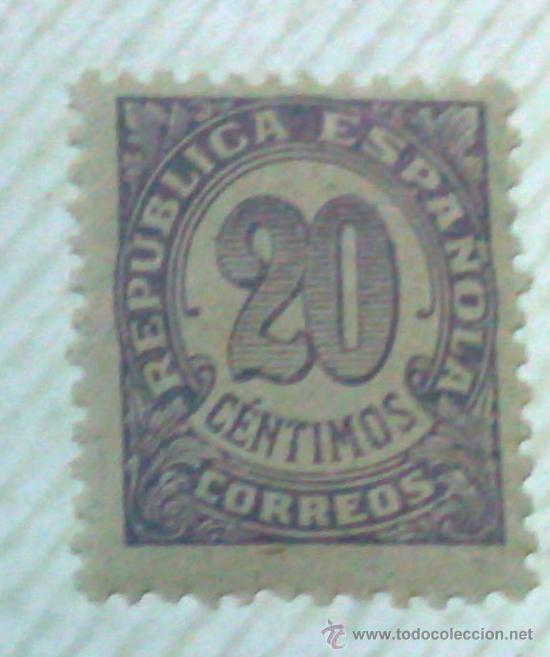 Sellos: CIRCA 1930-1940.-II REPUBLICA ESPAÑOLA,- HOJA CON COLECCIÓN DE 47 SELLOS DE LA ÉPOCA - Foto 18 - 36152588
