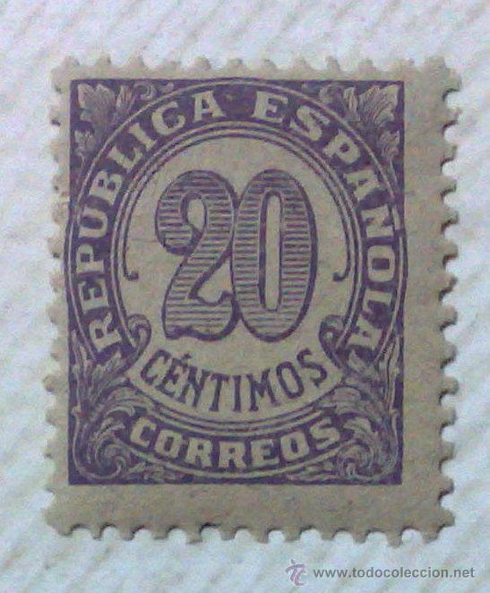 Sellos: CIRCA 1930-1940.-II REPUBLICA ESPAÑOLA,- HOJA CON COLECCIÓN DE 47 SELLOS DE LA ÉPOCA - Foto 19 - 36152588