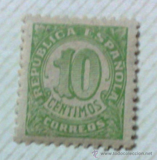 Sellos: CIRCA 1930-1940.-II REPUBLICA ESPAÑOLA,- HOJA CON COLECCIÓN DE 47 SELLOS DE LA ÉPOCA - Foto 35 - 36152588