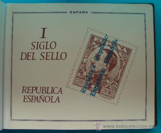 Sellos: ALBUN COLECCION DE SELLOS ESPAÑA DESDE 1930 A 1949, NUEVOS CON FIJASELLOS Y CIRCULADOS, 65 PAGINAS - Foto 14 - 37442271