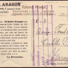 Sellos: ESPAÑA. (CAT. 662). 1932. T. P. TURÍSTICA DE MADRID A ZARAGOZA. 2 CTS. RELEVO DE LOS ALBARDEROS.. Lote 37488644