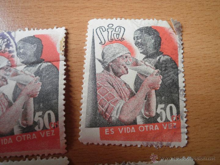SELLOS SIA (Sellos - España - II República de 1.931 a 1.939 - Usados)
