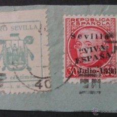 Sellos: MATASELLO GUERRA CIVIL. Lote 42764023