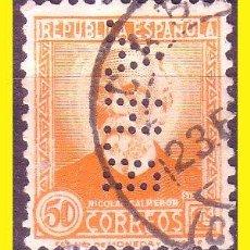 Briefmarken - 1932 Personajes, EDIFIL nº 671 (o) perforado BHA - 45973664