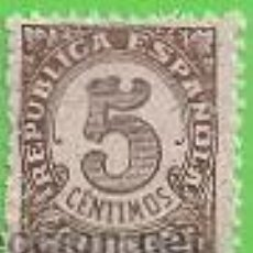 Sellos: AÑO 1938. EDIFIL 745. CIFRAS. (1938).**. Lote 46717143