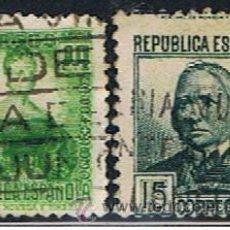 Sellos: SELLOS ESPAÑA // EDIFIL 682, 683 // 1933-35 ... USADOS. Lote 47488340