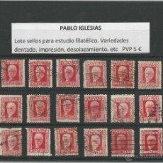 Sellos: ESPAÑA - PABLO IGLESIAS. Lote 49342085
