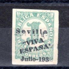 Sellos: ED.Nº 677 SEVILLA VIVA ESPAÑA NUEVO. Lote 92427472