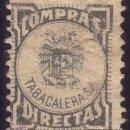 Sellos: ESPAÑA. FISCAL. COMPRAS DIRECTAS/TABACALERA S.A. MAGNÍFICO Y RARO.. Lote 52428383