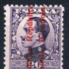 Sellos: EDIFIL 597 * MUY LEVE SEÑAL DE FIJASELLOS.. Lote 53313931