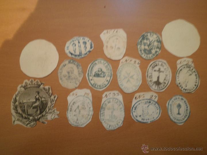 Sellos: Lote de sellos - Foto 2 - 53710521