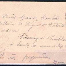 Timbres: 1938.- MÁLAGA A PEÑARROYA-PUEBLONUEVO. Lote 54673027