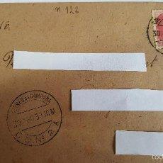 Sellos: ANTIGUO SOBRE CORREO CAMPAÑA DEL 30 DE AGOSTO 1938-C.C. Nº 2 A -. Lote 59065020